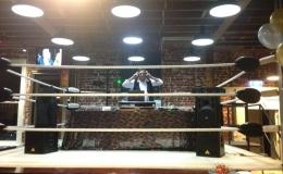 Perth Party Dj - Dj Avi - Boxing ring.jpg
