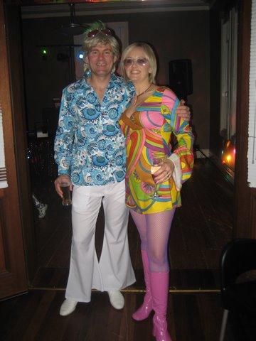 Scott & Louise